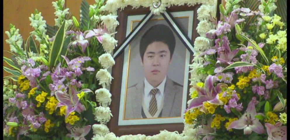 VIDEO: South Korea Ferry: Student Hero Laid to Rest