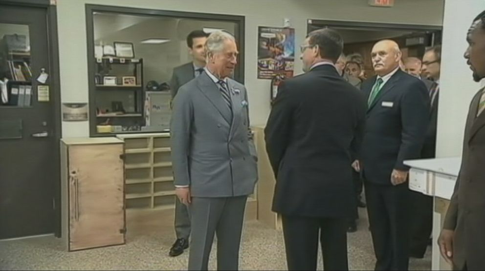 Prince Charles Compares Putin's Actions in Ukraine to 'Things Hitler Was Doing'