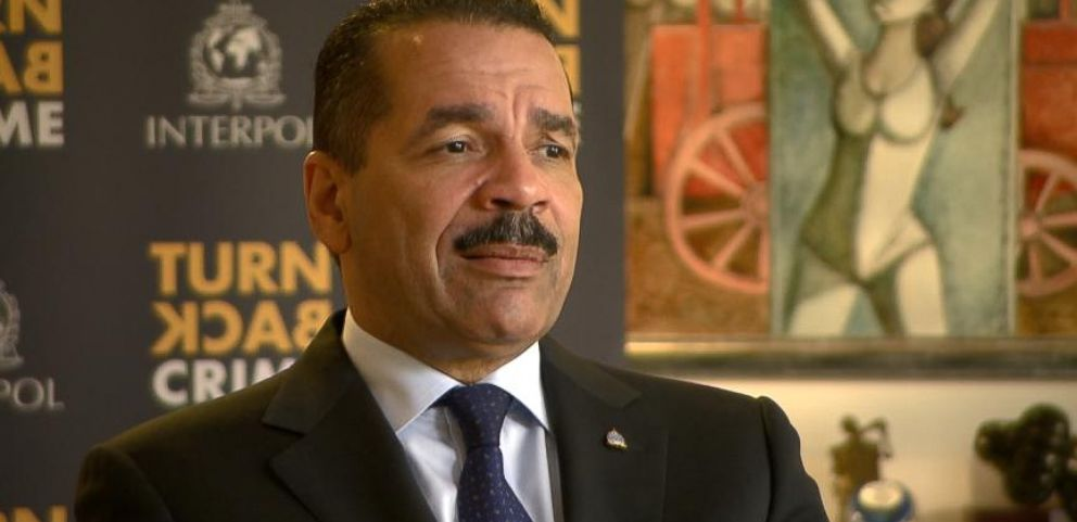VIDEO: INTERPOL Chief Says US Wont Join New Intentional Aviation-Security Program