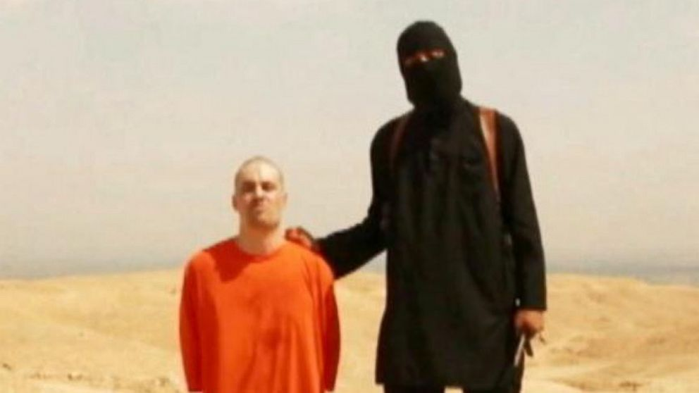 Jihadist in James Foley Execution Video Has British Accent
