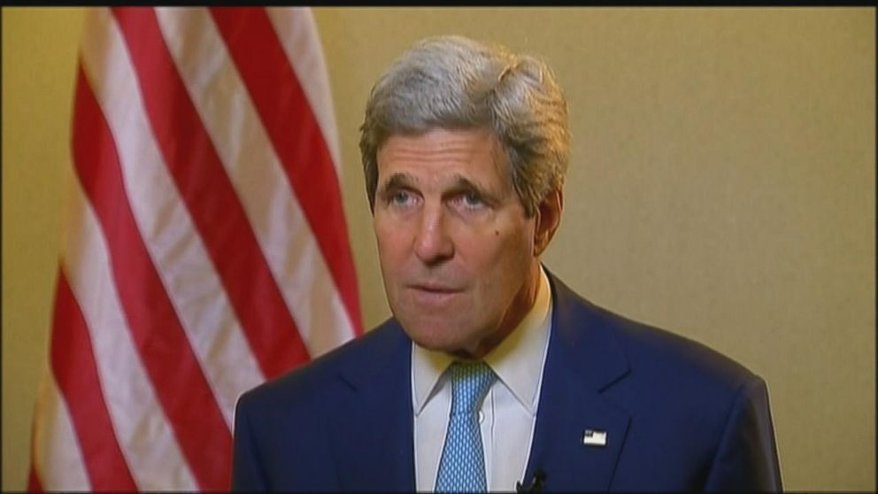 Obama's ISIS Offensive Is Not 'War,' Kerry Insists
