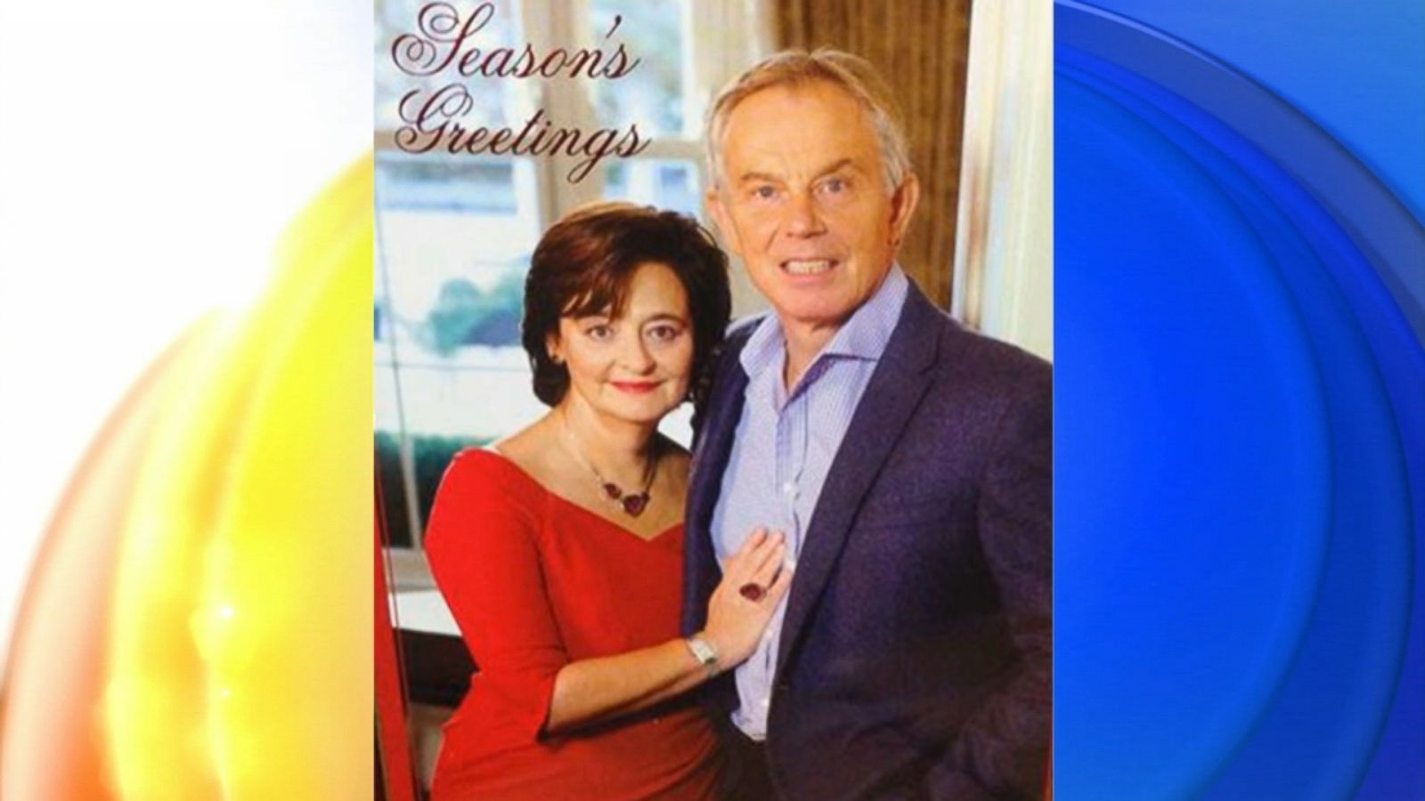 Bizarre Christmas Cards From Politicians Through the Years - ABC News