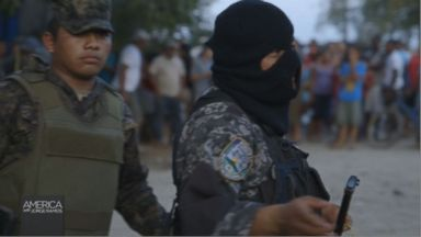 Most Honduras prison fire inmates had not been charged or