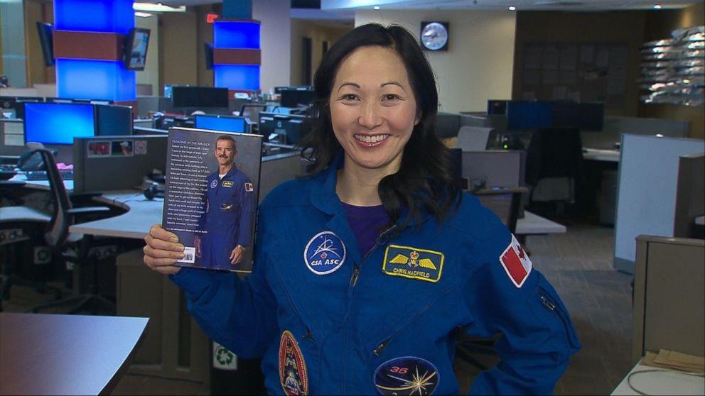 Astronaut Chris Hadfield's Flight Suit Found at Toronto