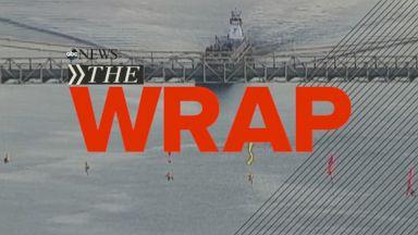 Mystery Debris Comes Crashing Down On Waste Water ...  |Debris Mystery
