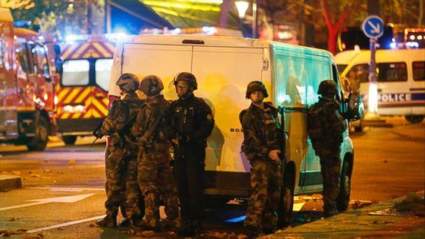 How the Paris Terror Attacks Unfolded