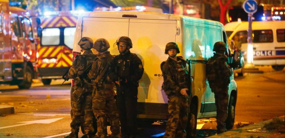 VIDEO: How the Paris Terror Attacks Unfolded