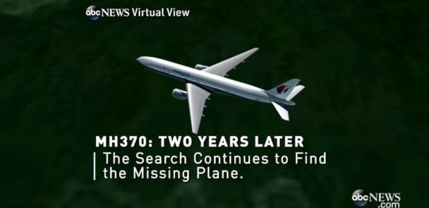 2 Years Of Mystery What Happened To Missing Plane Mh370 And The 239 People On Board Abc News