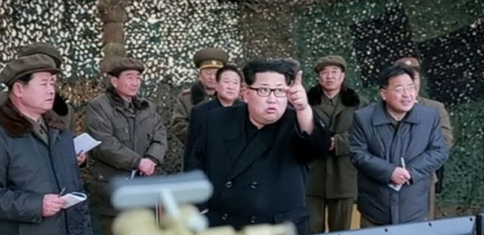 VIDEO: North Korea is once again threatening nuclear strikes as the United States and South Korea kick off annual military exercises this week.