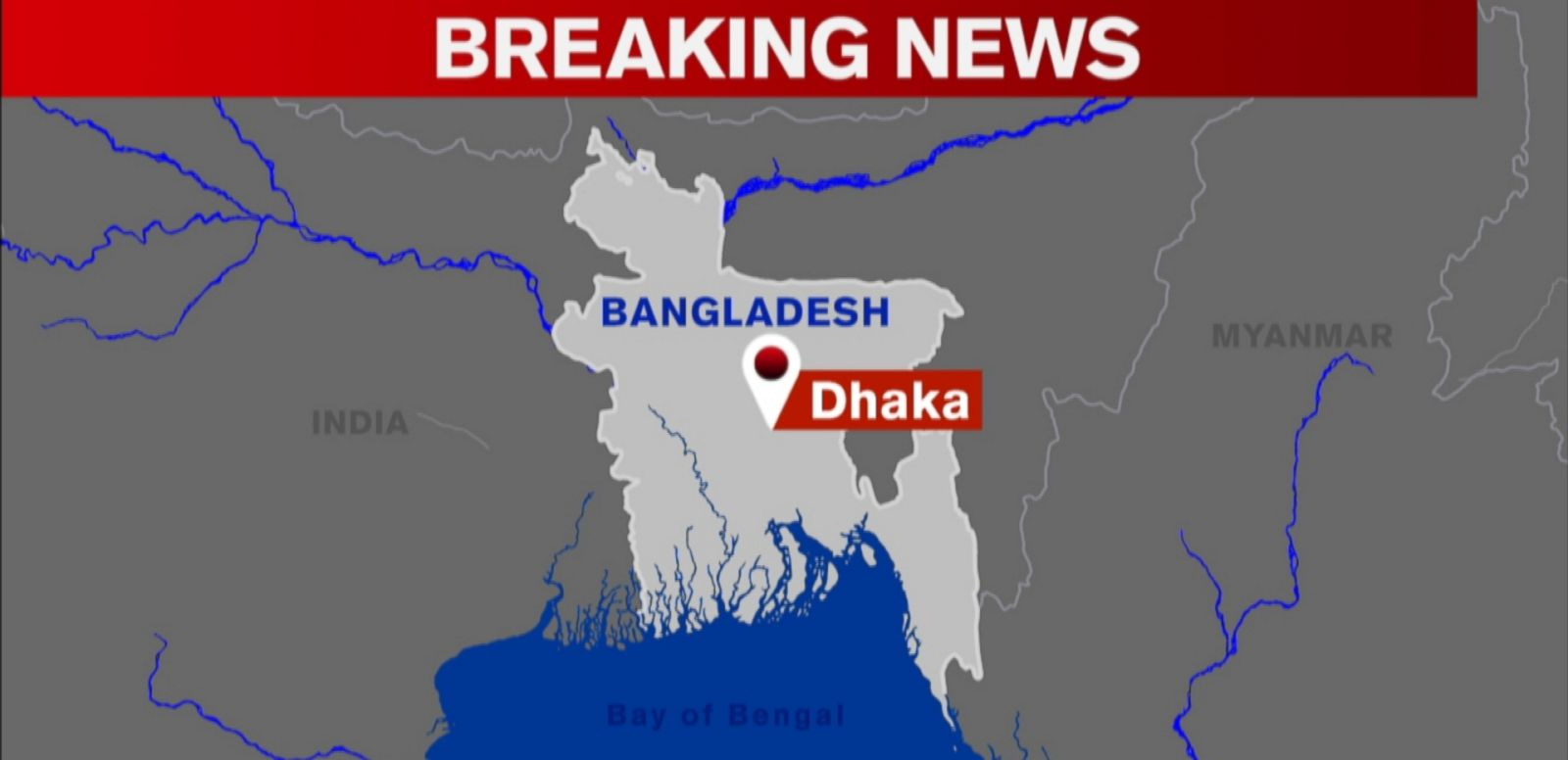 VIDEO: ISIS Claims Responsibility for Bangladesh Cafe Attack