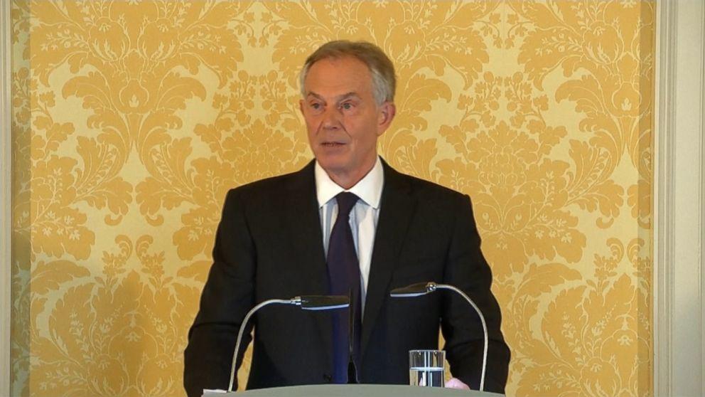 Bush Iraq Policy Summarized By Donald >> Tony Blair S Secret Letters To George W Bush On Iraq War Released