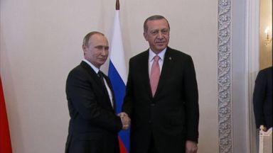Why is Turkey going to the polls again? Video 160809 aptn putin erdogan 16x9 384