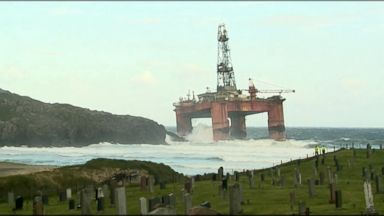 July 9, 1988: Piper Alpha oil rig explosion leaves 167 dead Video 160809 vod orig oil rig scotland 16x9 384