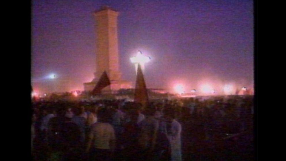 June 4, 1989: Tiananmen Square massacre