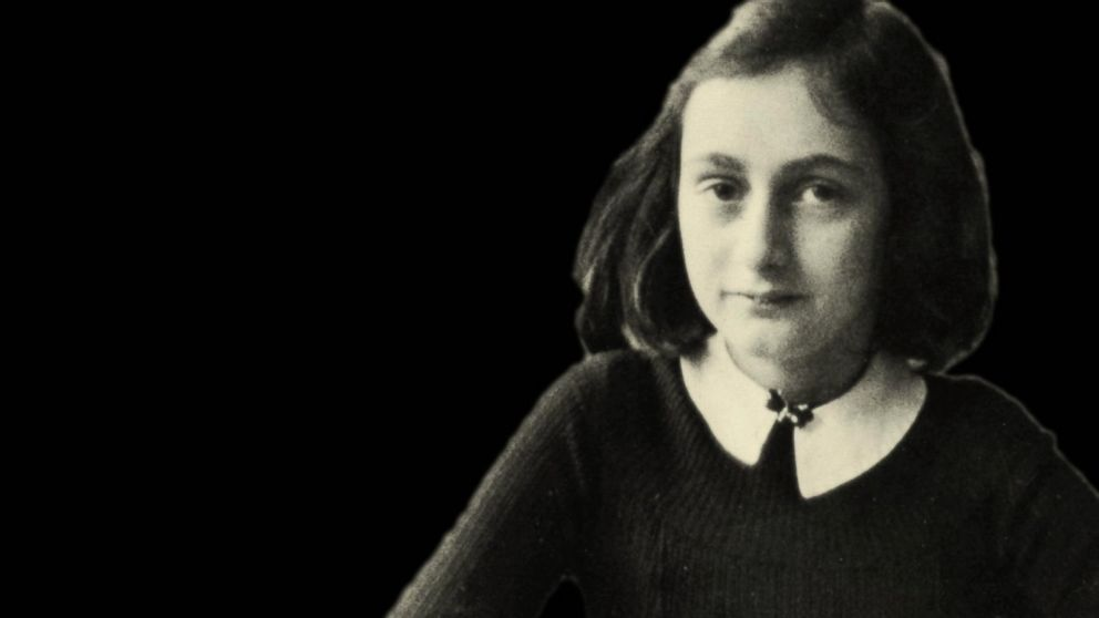 famous anne frank quotes video abc news. Black Bedroom Furniture Sets. Home Design Ideas