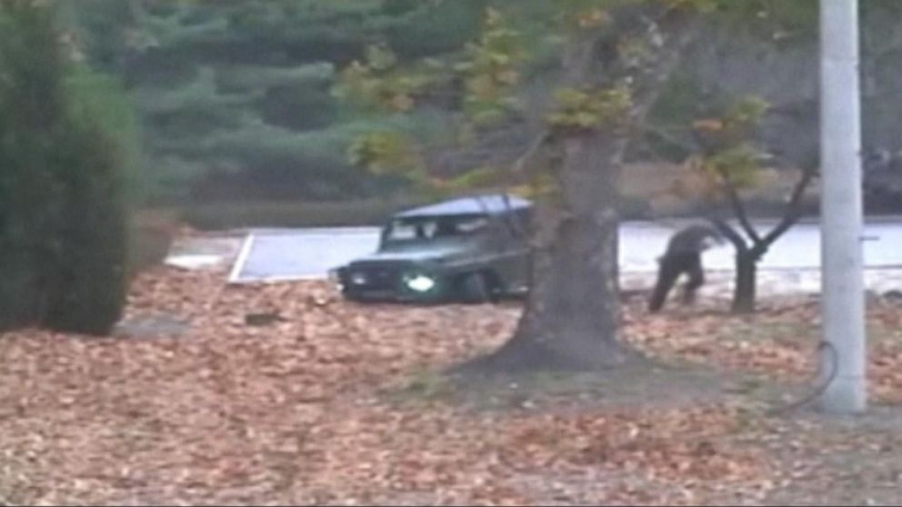 VIDEO: ABC News Joohee Cho breaks down how a North Korean soldier defected to South Korea on Nov. 13 in a tense video showing him shot five times and dragged to freedom.