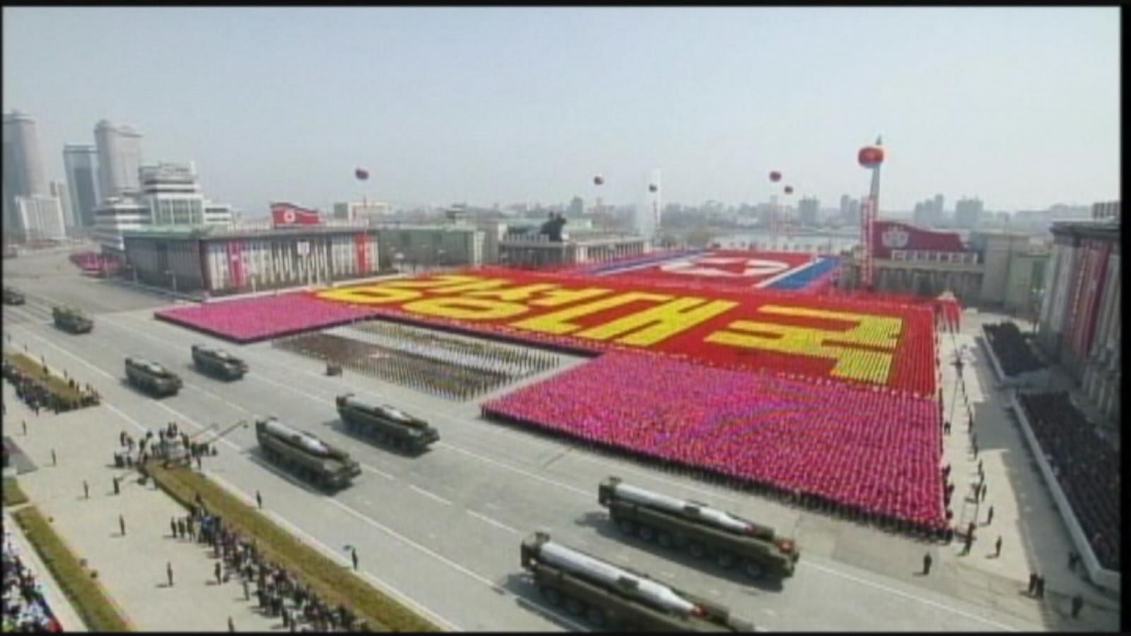 North Korea on the eve of the war