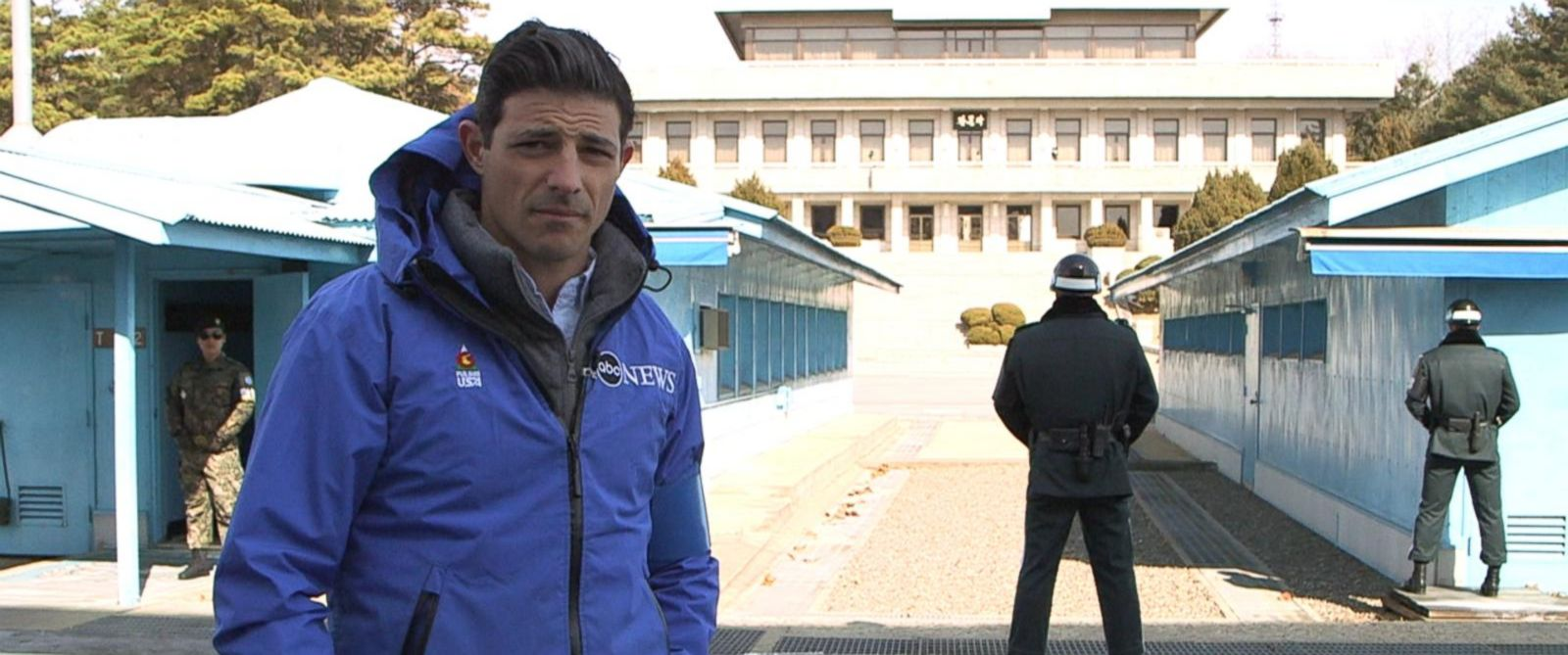 VIDEO: ABC News' Matt Gutman reports from the Korean Demilitarized Zone.
