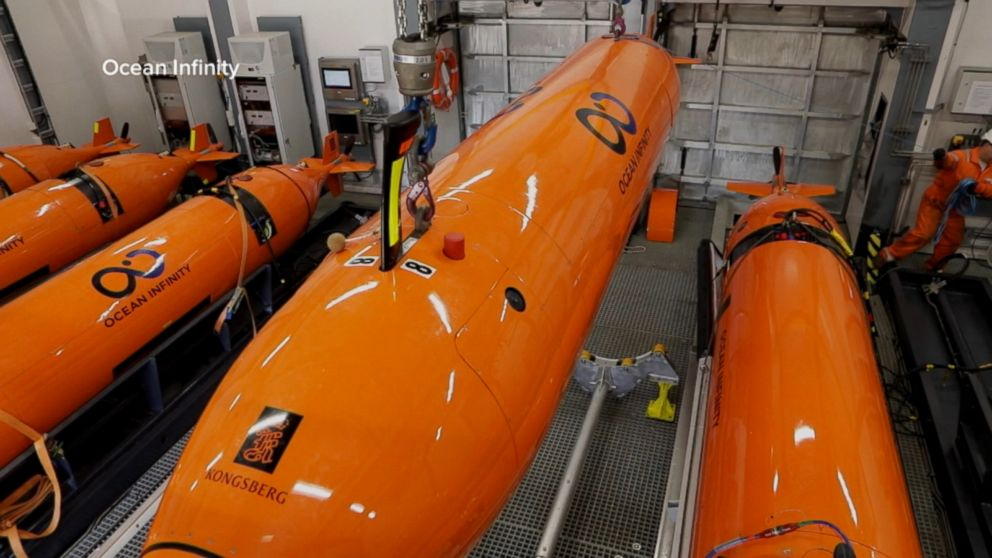 Search For Missing Flight Mh370 Continues 4 Years Later With Submarine Drones Abc News