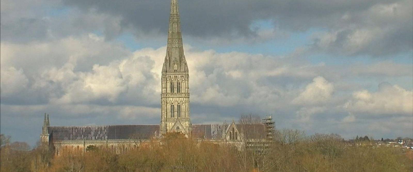 "VIDEO: Radio host Martin Starke calls Salisbury a ""quintessentially English city."""