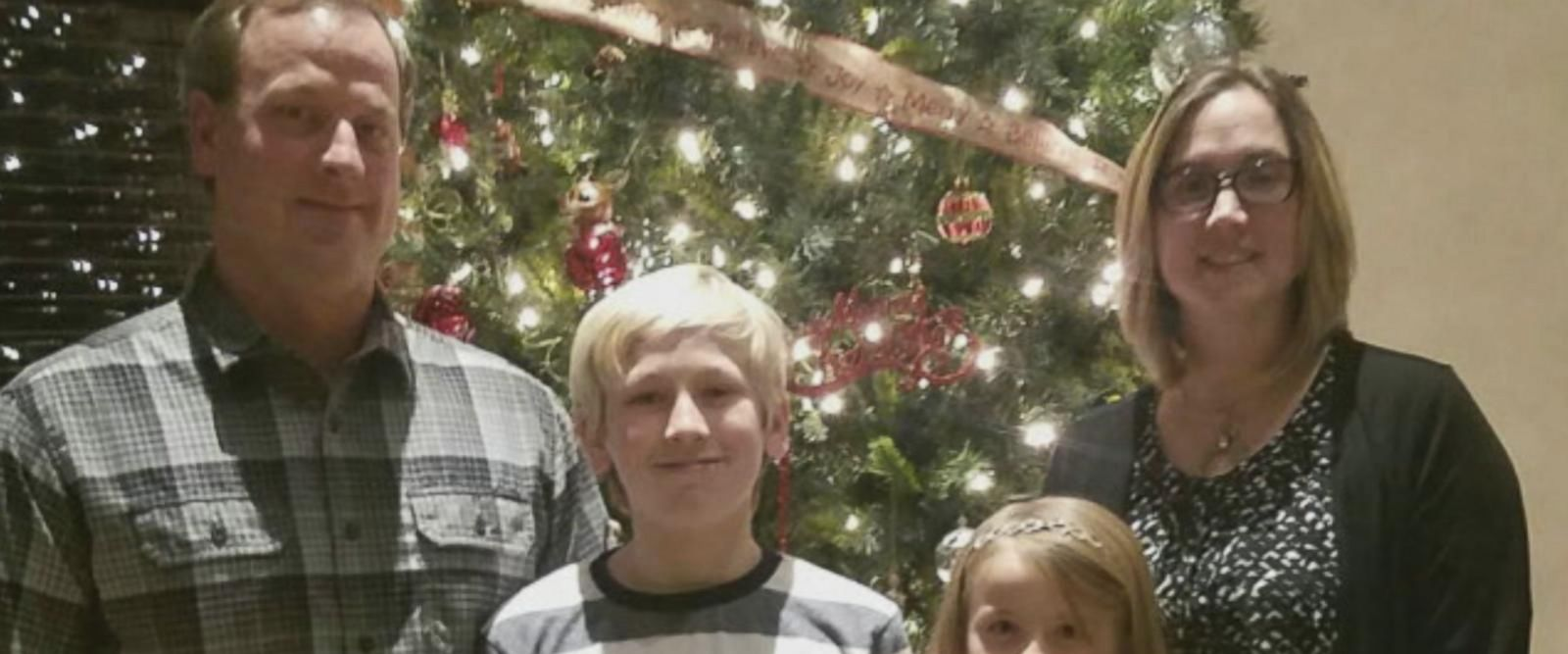 The bodies of Kevin Wayne Sharp, 41; his wife, Amy Marie Sharp, 38; Sterling Wayne Sharp, 12; and Adrianna Marie Sharp, 7, were found at the condominium where they were staying in Tulum.