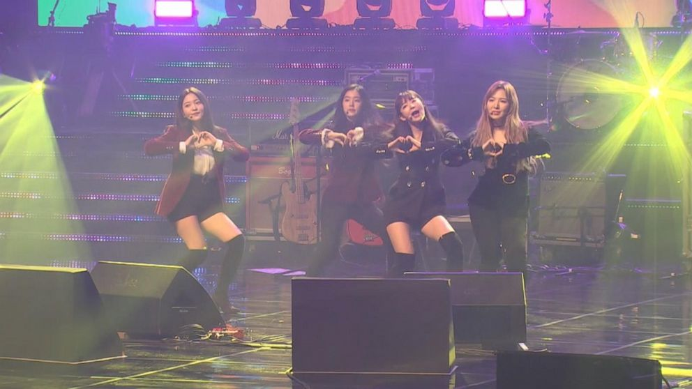 North Korean defectors share popular K-pop songs