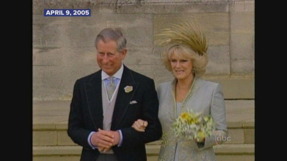 Wedding of Prince Charles and Camilla Parker Bowles