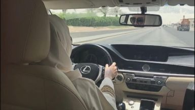 Saudi women hit the road, but look ahead to the next fight Video 180625 vod hunter brief hpMain 16x9 384