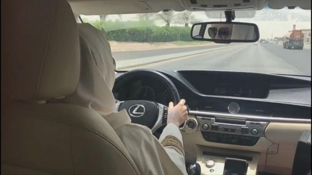 Saudi women hit the road, but look ahead to the next fight