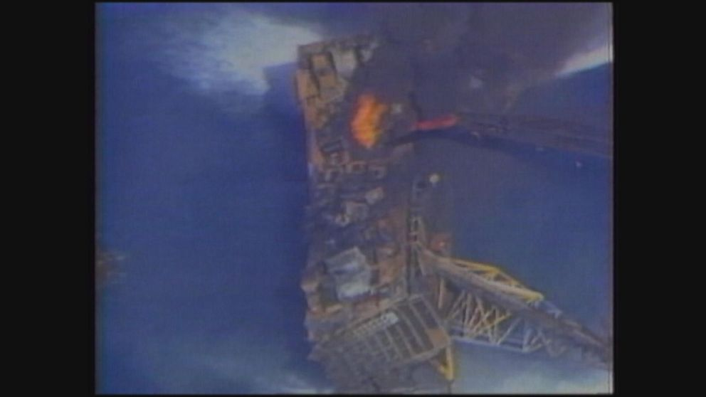 30th anniversary of the world's deadliest offshore oil
