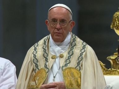 WATCH: Pope Francis appoints 14 new cardinals