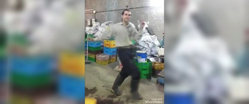 VIDEO: Many have taken videos of themselves dancing in public spaces, which is forbidden under Iranian law, and posted them online.