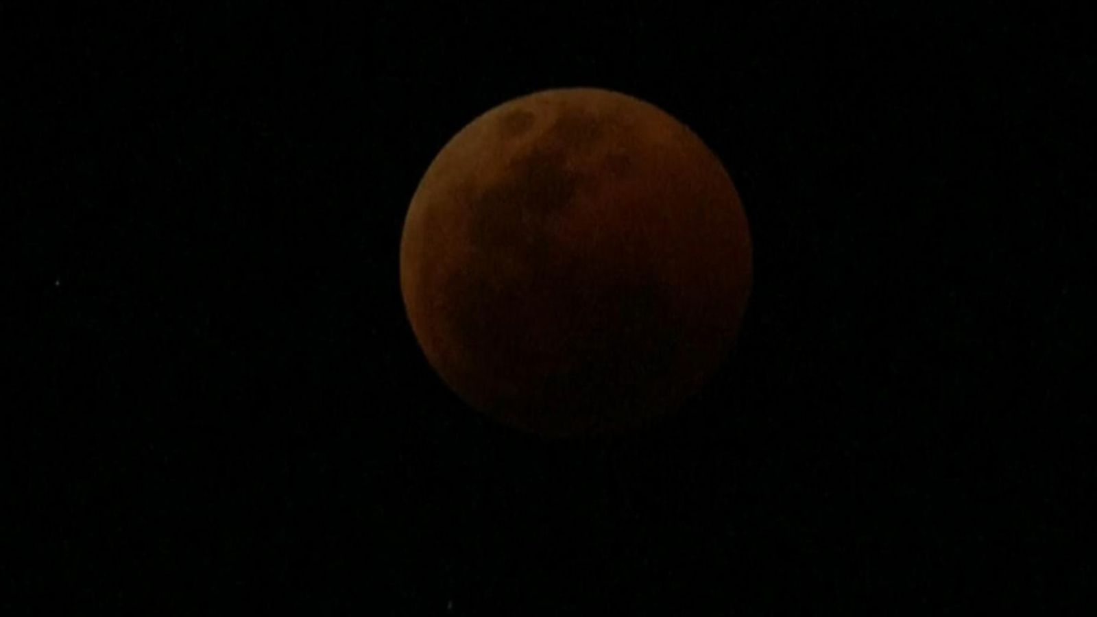 red moon eclipse july 2019