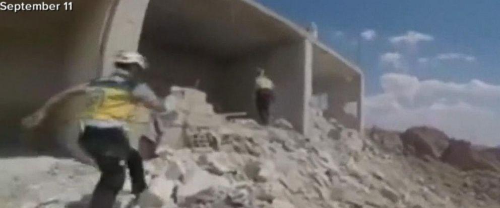 VIDEO: Humanitarian crisis in Syria