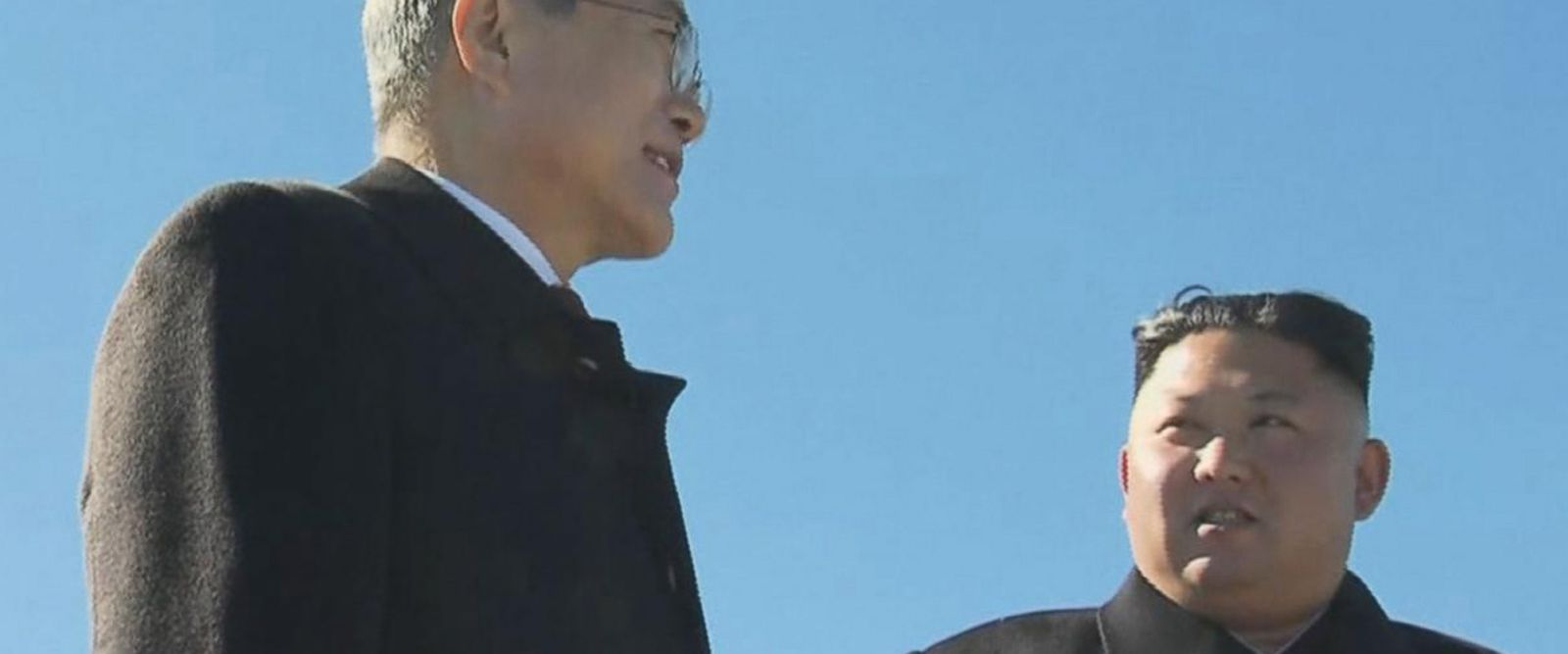 VIDEO: North and South Korean leaders cap three-day summit with sacred mountain trek