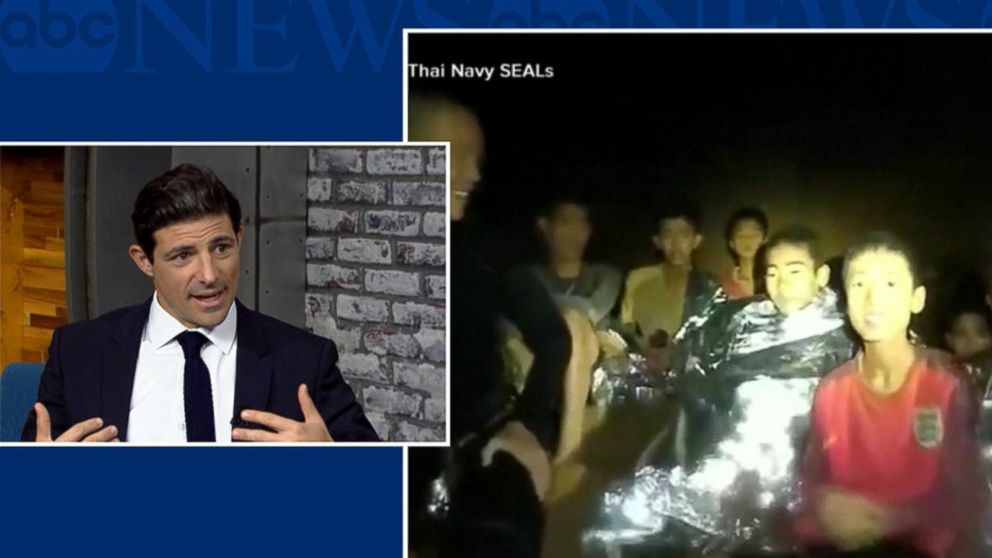 Reporter's Notebook: Inside the Thai cave rescue saga that