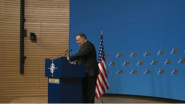 New ESl lesson plans - US withdrawing from nuclear treaty with Russia: Pompeo