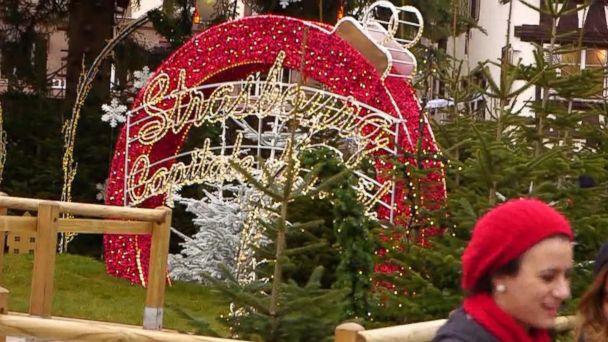 Officials: Police kills Christmas market attacker in shootout