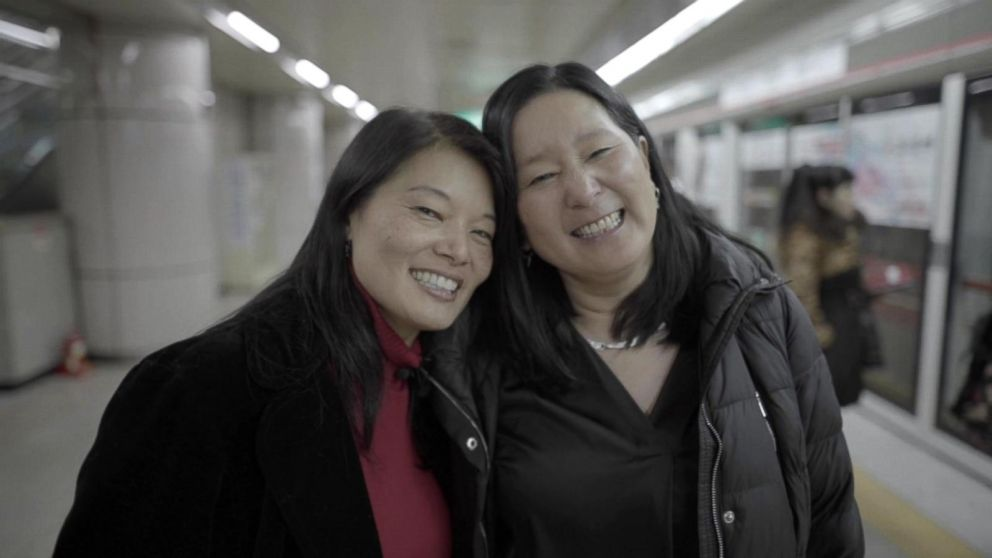 DNA test prompts adopted sisters to reunite in South Korea after 47 years