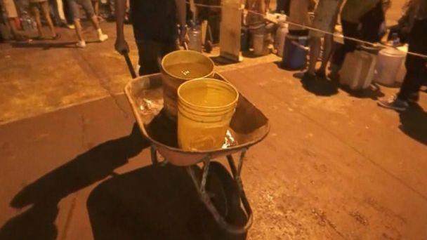 Venezuela faces blackout, water crisis