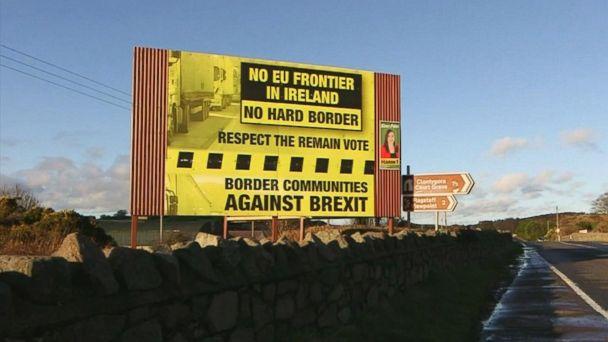 Brexit's border battle