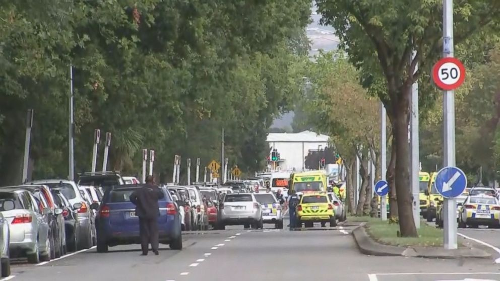 New Zealand Mosque Attack: Flipboard: New Zealand Terror Attack At Mosques In
