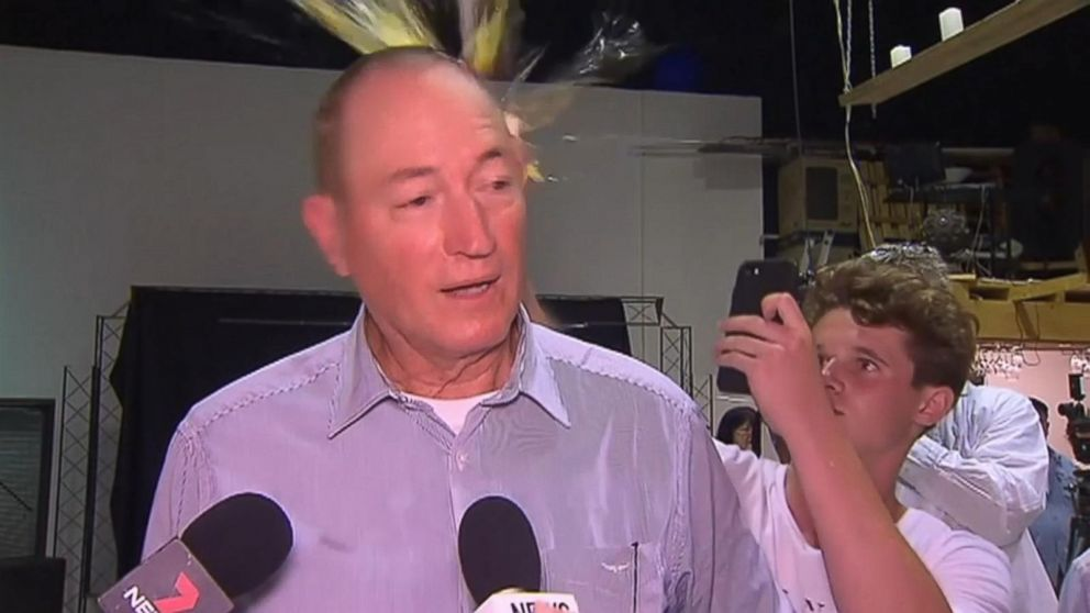 'Egg Boy' donates $69,000 to Christchurch Foundation