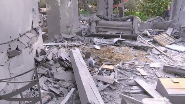 Prime Minister Netanyahu cuts U.S. trip short after rocket attack in Israel