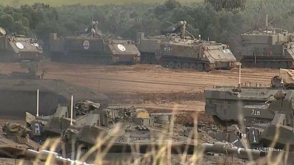 Violence erupts on Israel-Gaza border