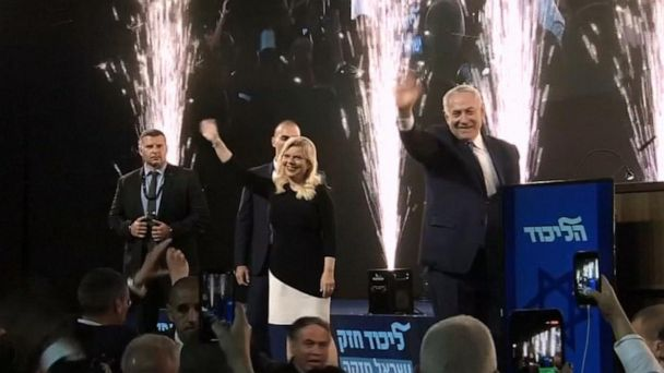 Netanyahu poised to win fifth term