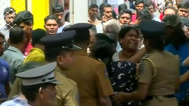 Sri Lanka on edge in days after bombings