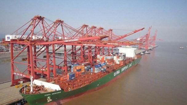 China tariff threat spooks markets