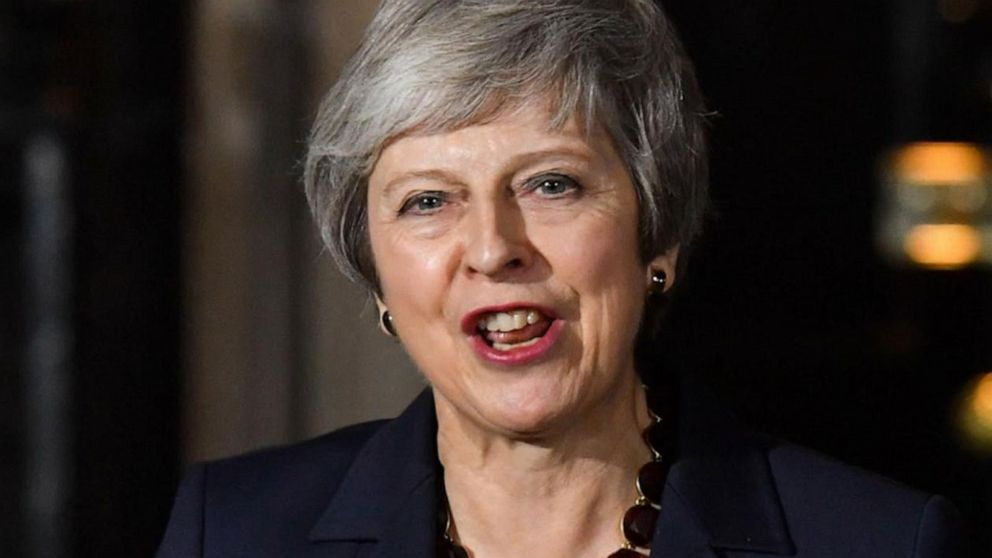Across the Pond: Theresa May offers new Brexit deal