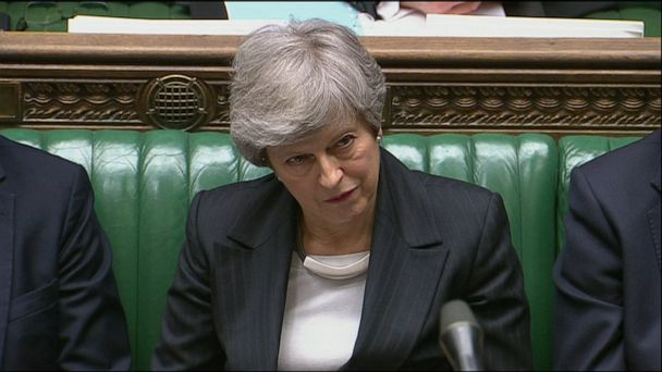 Theresa May under pressure to resign over new Brexit plan